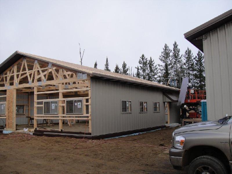 New Community Center / Meeting Room at Poplar Hall 1 - Nov 3, 2012