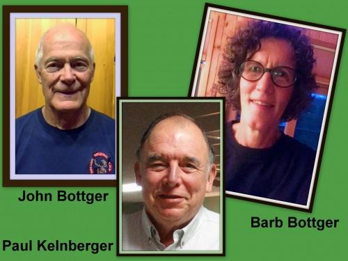 John Bottger, Paul Kelnberger and Barb Bottger (Associates)