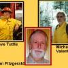 Dave Tuttle, Dan Fitzgerald, Michael Valentini