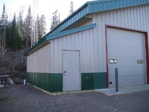 The Gunflint Hall 2 Addition