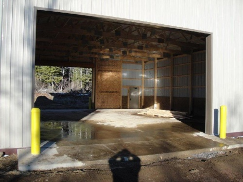 Poplar Fire Hall Cold Storage Nov 15 2012