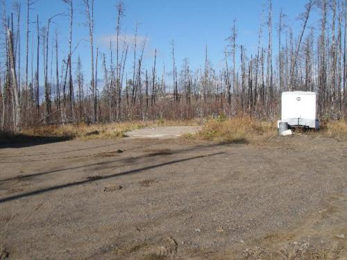 Oct 20 Fire Hall 3 Site